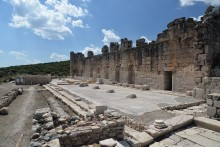 Kibyra - the bouleuterion
