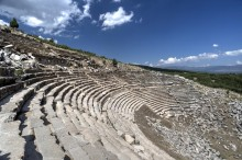 Kibyra - the theatre