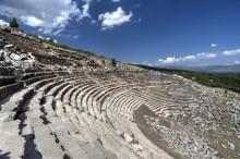 Kibyra - the theatre