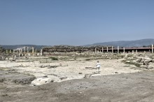 Magnesia on the Meander - the agora