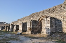 Faustina Baths in Miletus