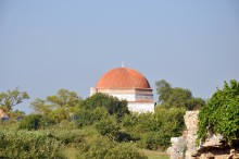 İlyas Bey Mosque in Miletus
