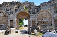 Roman Gate of Perge