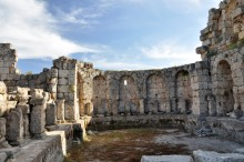 Southern Baths of Perge
