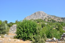 The Acropolis of Priene