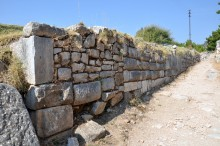 City Walls of Priene