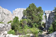 Artemis temple of Termessos