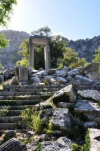 Temple of Artemis and Hadrian of Termessos