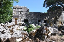 Unidentified building of Termessos