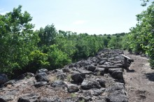 Tilmen Höyük - Northern Casemates