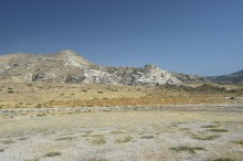 Hills around Tripolis