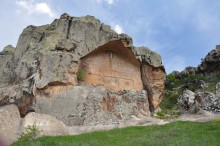 Tthe Unfinished Monument (Little Yazılıkaya)