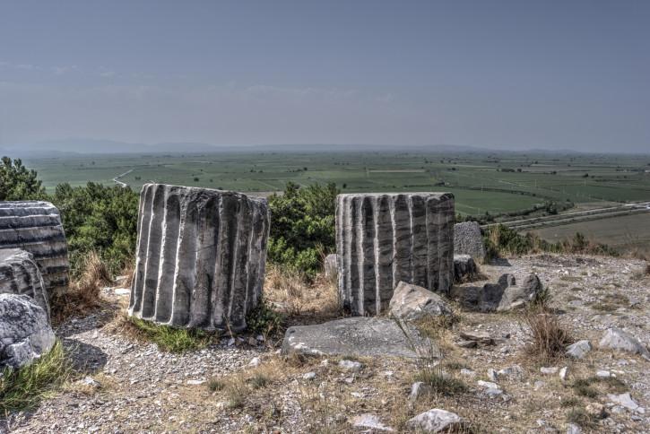 Ruins of Priene