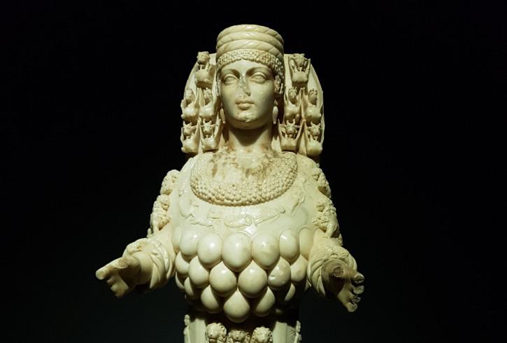 Artemis Ephesia, Ephesus Museum in Selçuk