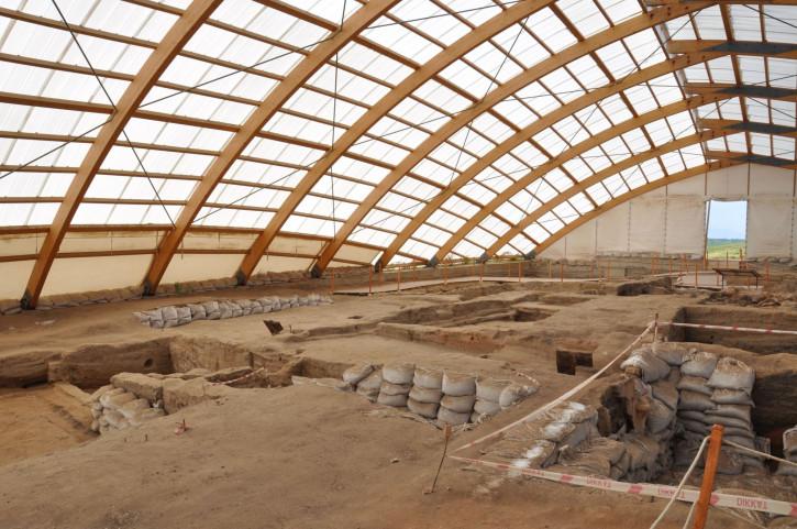 Çatalhöyük excavations