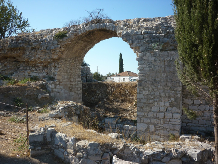 Roman Baths in Didyma