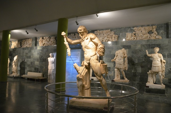 Archaeological Museum in Antalya
