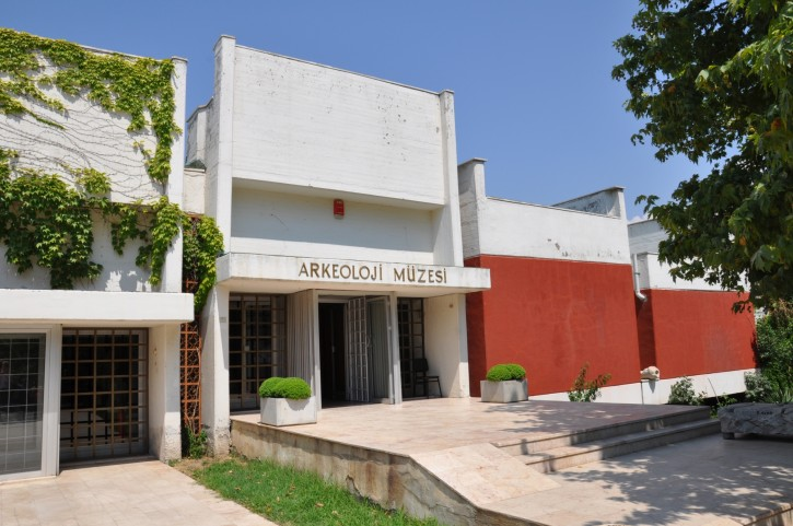 Archaeology Museum in Çanakkale