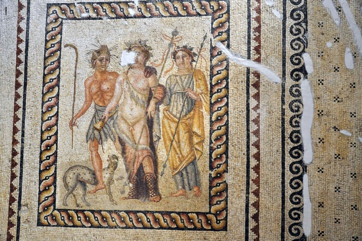 Mosaic from Hatay Archaeology Museum