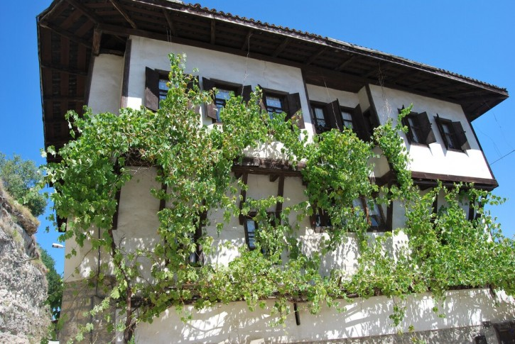 A historical house in Safranbolu